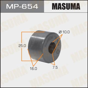 MASUMA MP-654 - Подвеска, стойка вала mavto.com.ua