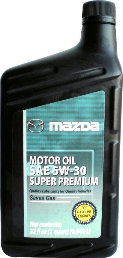 MAZDA 0000775W30QT - Масло раздаточной коробки mavto.com.ua