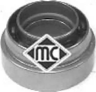 Metalcaucho 04515 - Подшипник, приводной вал mavto.com.ua