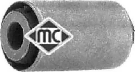 Metalcaucho 04358 - Подвеска, ступенчатая коробка передач mavto.com.ua