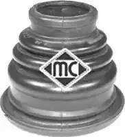 Metalcaucho 00139 - Пыльник, приводной вал mavto.com.ua