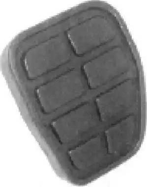 Metalcaucho 00864 - Педальные накладка, педаль тормоз mavto.com.ua