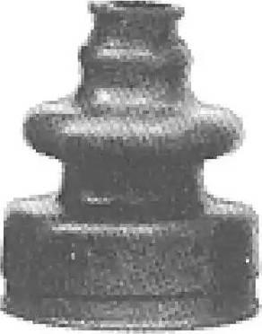 Metalcaucho 00362 - Пыльник, приводной вал mavto.com.ua