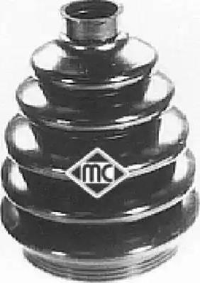 Metalcaucho 00297 - Пыльник, приводной вал mavto.com.ua
