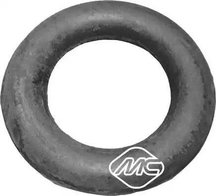 Metalcaucho 00262 - Уплотнительное кольцо, труба выхлопного газа mavto.com.ua