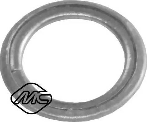 Metalcaucho 01999 - Уплотнительное кольцо, резьбовая пробка маслосливного отверстия mavto.com.ua