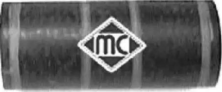 Metalcaucho 08488 - Шланг радиатора mavto.com.ua