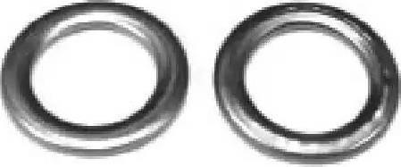 Metalcaucho 02050 - Уплотнительное кольцо, резьбовая пробка маслосливного отверстия mavto.com.ua