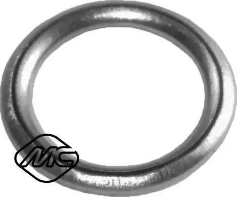 Metalcaucho 02000 - Уплотнительное кольцо, резьбовая пробка маслосливного отверстия mavto.com.ua