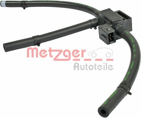Metzger 8010034 - Блок управления, низкое давление mavto.com.ua