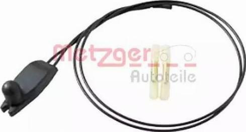 Metzger 2322019 - Ремонтный комплект кабеля, датчик внешней температуры mavto.com.ua