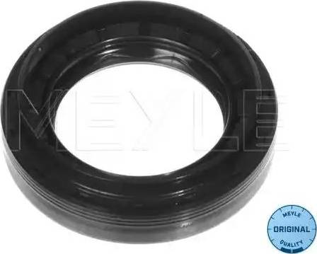 Meyle 614 037 0004 - Уплотнительное кольцо вала, приводной вал mavto.com.ua
