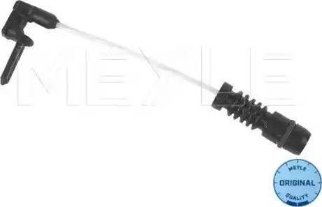 Meyle 014 054 0001 - Сигнализатор, износ тормозных колодок mavto.com.ua