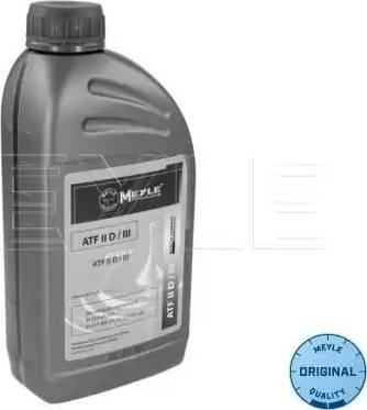 Meyle 014 019 2200 - Масло автоматической коробки передач mavto.com.ua