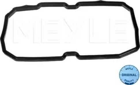 Meyle 014 037 0002 - Прокладка, масляный поддон автоматической коробки передач mavto.com.ua