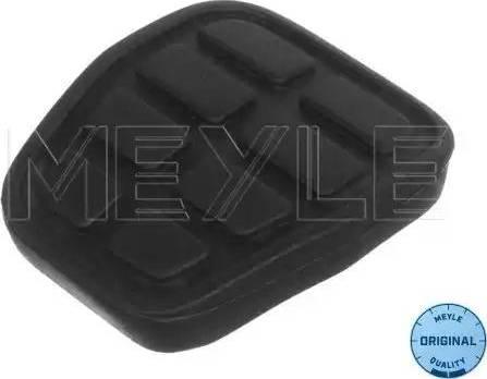 Meyle 100 721 0002 - Накладка на педаль, педаль сцепления mavto.com.ua