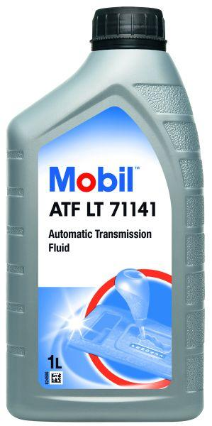 Mobil ATF LT 71141 1L - Масло ступенчатой коробки передач mavto.com.ua