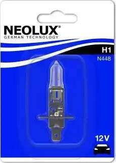 NEOLUX® N448-01B - Лампа накаливания, фара с автоматической системой стабилизации mavto.com.ua