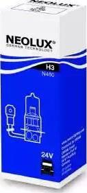 NEOLUX® N460 - Лампа накаливания, противотуманная фара mavto.com.ua
