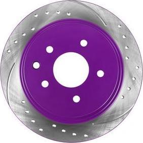 NiBK RN1302DSET - Экономичный тормозной диск mavto.com.ua