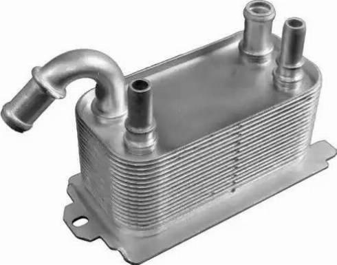 NRF 31192 - Масляный радиатор, автоматическая коробка передач mavto.com.ua