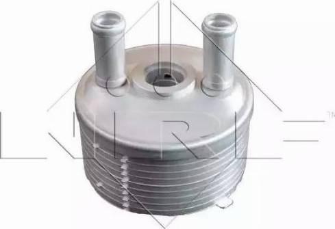 NRF 31214 - Масляный радиатор, автоматическая коробка передач mavto.com.ua