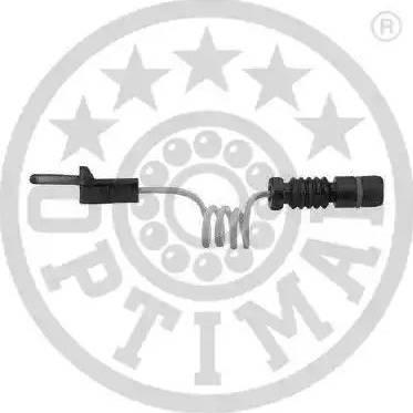 Optimal WKT-50255K - Сигнализатор, износ тормозных колодок mavto.com.ua