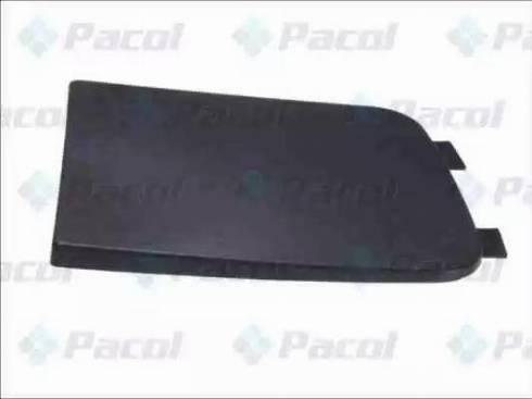 Pacol BPB-VO001R - Решетка вентиляционная в бампере mavto.com.ua
