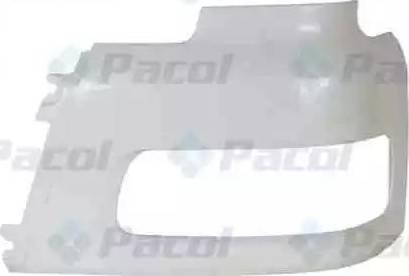 Pacol DAF-LC-001L - Аэродефлектор mavto.com.ua