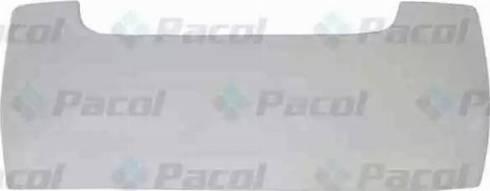 Pacol MAN-CP-010R - Аэродефлектор mavto.com.ua