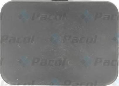 Pacol MAN-FP-012 - Облицовка, бампер mavto.com.ua