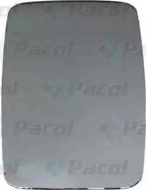 Pacol MAN-MR-011 - Зеркальное стекло, узел стекла mavto.com.ua