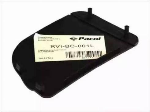 Pacol RVI-BC-001L - Покрытие буфера, прицепное обор mavto.com.ua