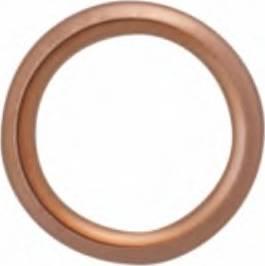 Payen PA349 - Уплотнительное кольцо, резьбовая пробка маслосливного отверстия mavto.com.ua