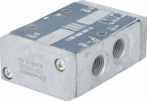 Pneumatics PN-10228 - Клапан, управление подъемной осью mavto.com.ua