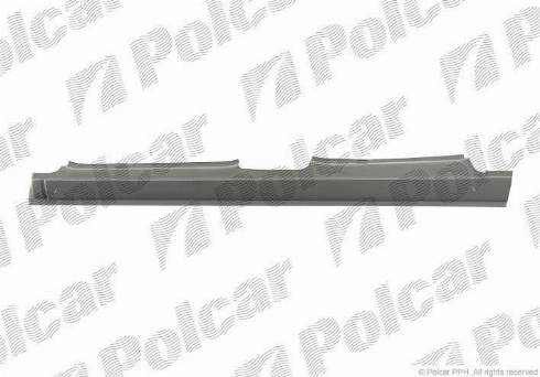 Polcar 955042 - Подножка, накладка порога mavto.com.ua