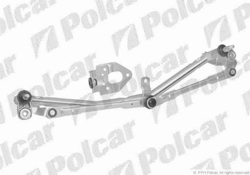Polcar 9525MWP1 - Система тяг и рычагов привода стеклоочистителя mavto.com.ua