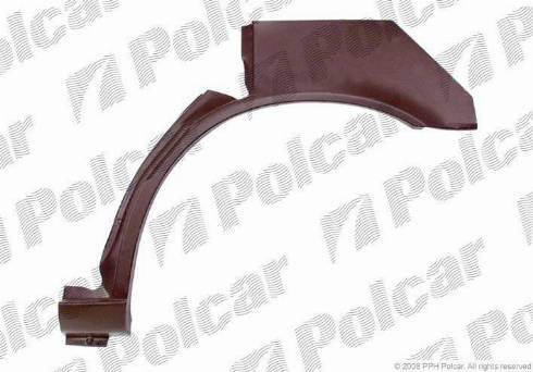 Polcar 451584-4 - Боковина mavto.com.ua