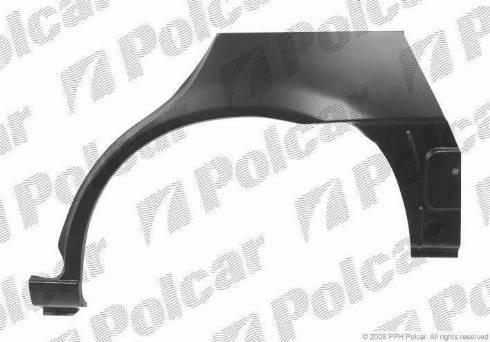 Polcar 451984-6 - Боковина mavto.com.ua
