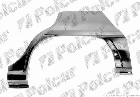 Polcar 550784-7 - Боковина mavto.com.ua