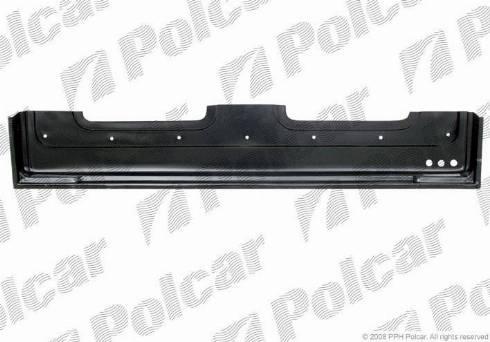 Polcar 50614010 - Дверь, кузов mavto.com.ua