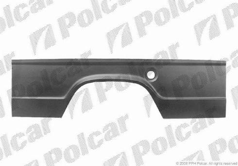 Polcar 506184 - Крыло mavto.com.ua