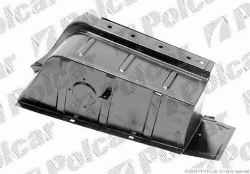 Polcar 506139-2 - Подножка, накладка порога mavto.com.ua
