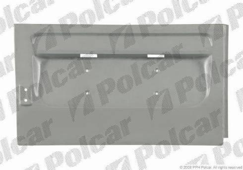 Polcar 50624042 - Задняя дверь mavto.com.ua