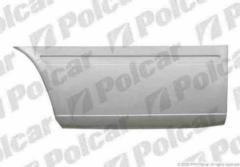 Polcar 50628393 - Боковина mavto.com.ua