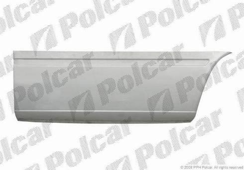 Polcar 50628483 - Боковина mavto.com.ua
