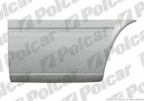 Polcar 50628382 - Боковина mavto.com.ua