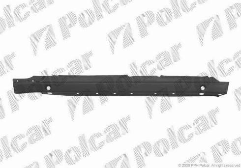 Polcar 501541 - Стартерная аккумуляторная батарея, АКБ mavto.com.ua