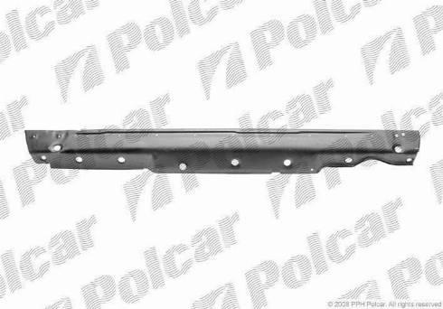 Polcar 501341 - Подножка, накладка порога mavto.com.ua