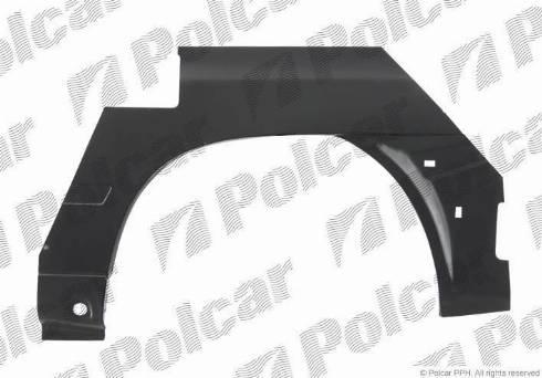 Polcar 501283-6 - Боковина mavto.com.ua